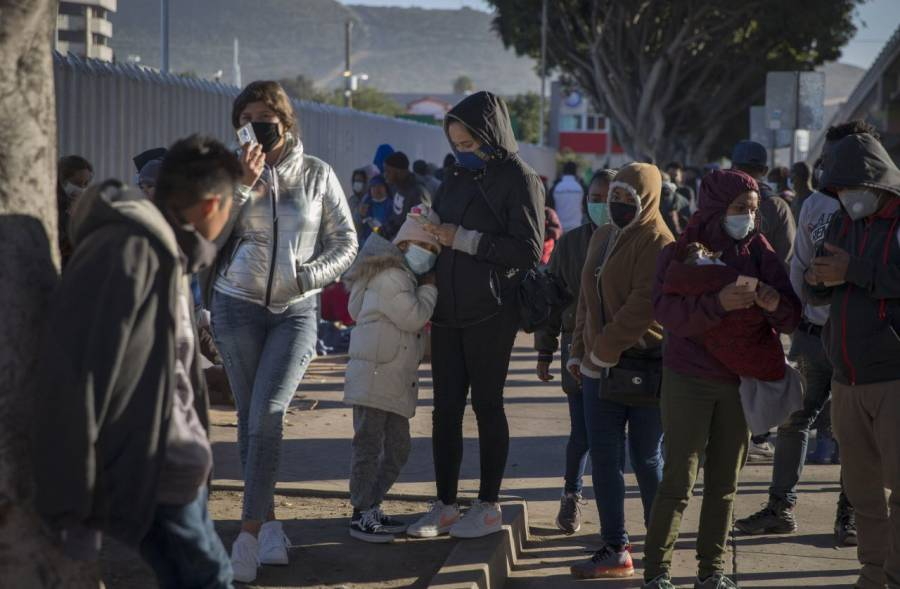 En dos décadas, será el más grande flujo de migrantes indocumentados a los Estados Unidos