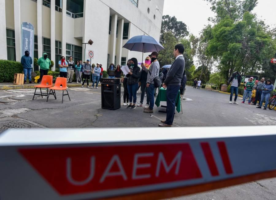 Alejandro Vera, ex Rector de la UAEM es declarado prófugo