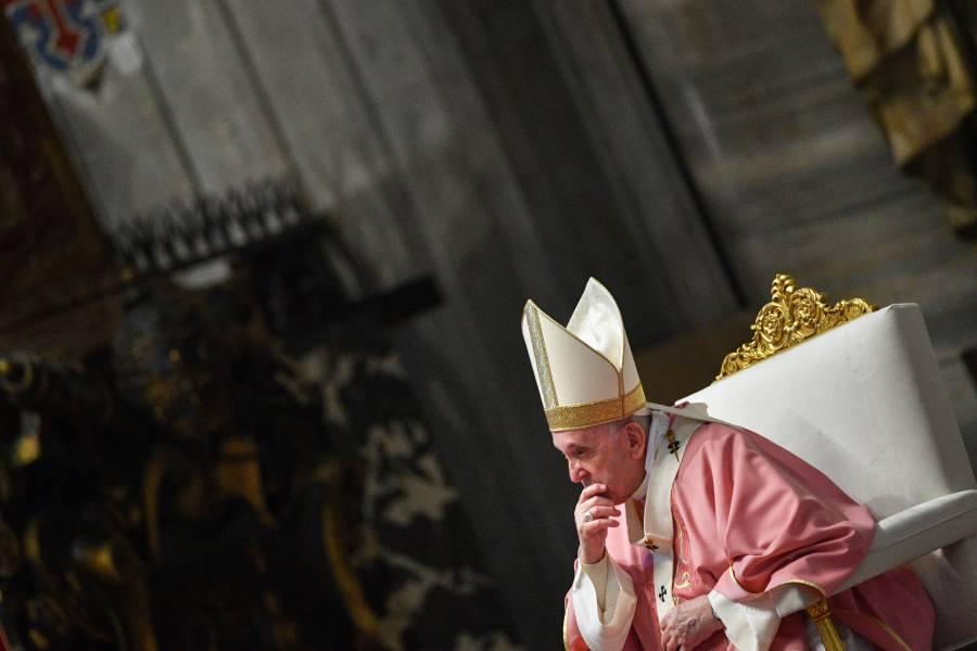 Papa se desdice sobre matrimonios gay