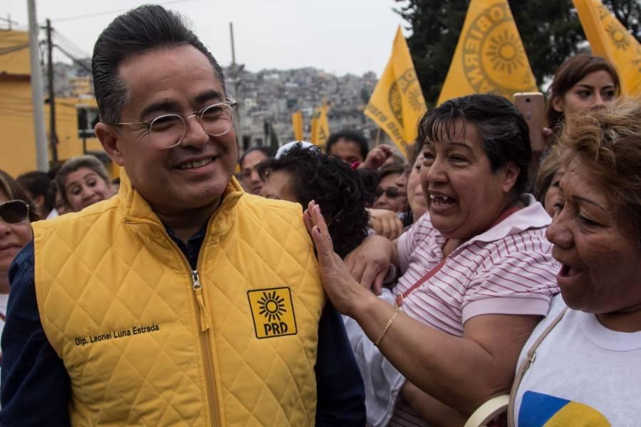 """PRD pide a Fiscalía CDMX nuevo peritaje sobre deceso de Leonel Luna, pues """"era abstemio"""""""