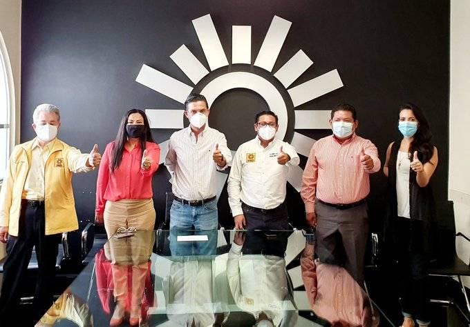 Estos son los 4 candidatos del PRD para el Congreso poblano