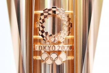 Organización de Tokio 2020, extrema precauciones previo al relevo de la antorcha olímpica