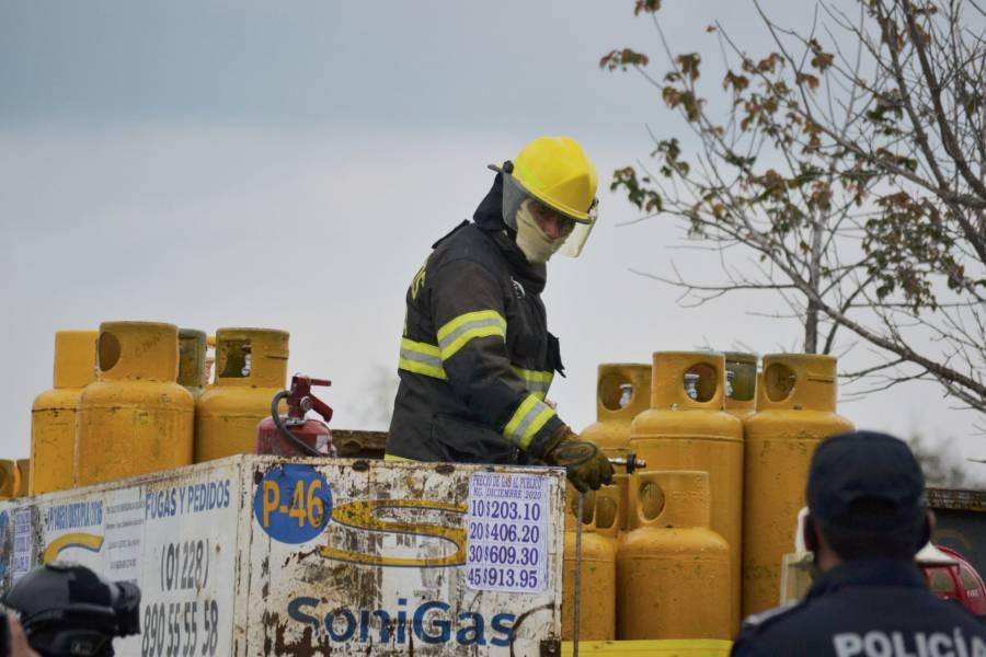 Cofece investiga posible manipulación  de precios en venta de gas LP