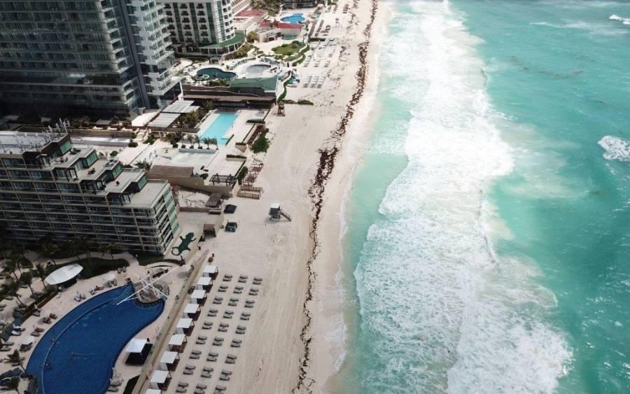 Quintana Roo restringe actividades no esenciales hasta el 15 de abril