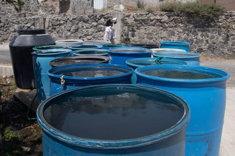No habrá cortes de agua en la CDMX y Edomex en Semana Santa: Conagua