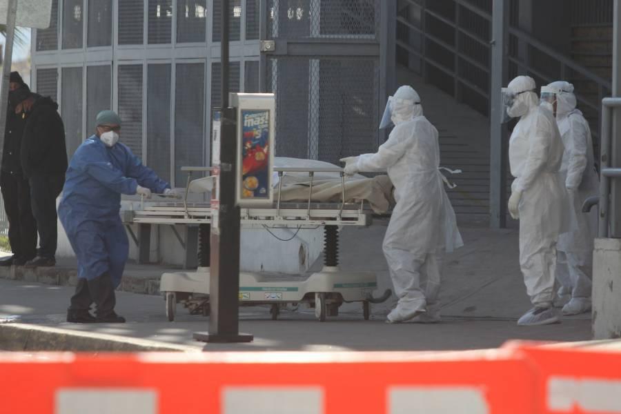 Van 500 mil muertos Covid en México, ve experto
