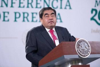 Miguel Barbosa: Reconstrucción de vivienda dañada por sismos en Puebla, concluida