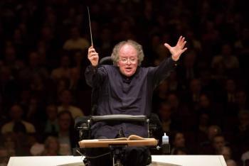 James Levine, director de orquesta de la Metropolitan Opera de NY, muere a los 77 años