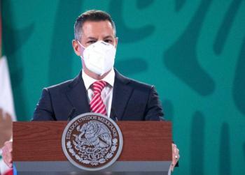 Avanza reconstrucción en Oaxaca: Alejandro Murat