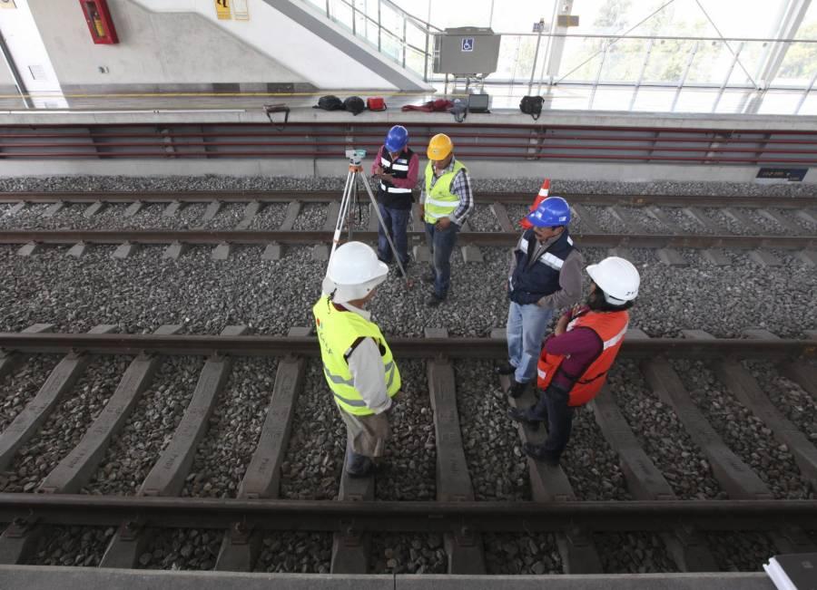 Línea 9 del Metro cerrará parcialmente por mantenimiento