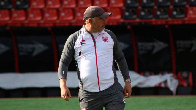 Necaxa designa como DT a Guillermo Vázquez