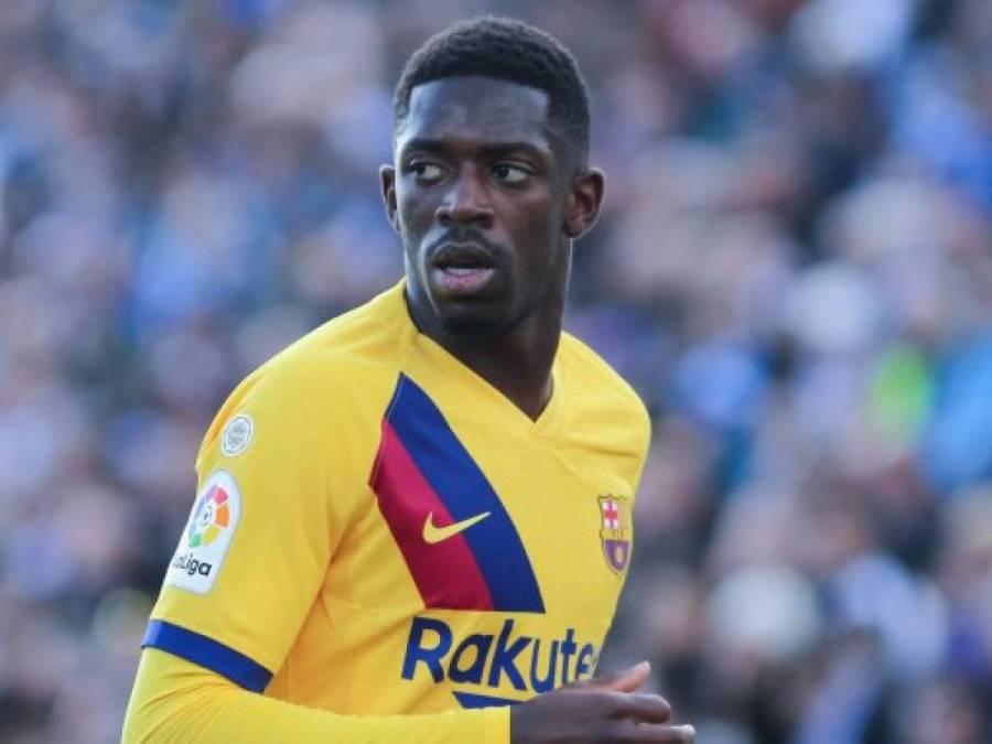 Ousmane Dembélé vuelve a la selección francesa