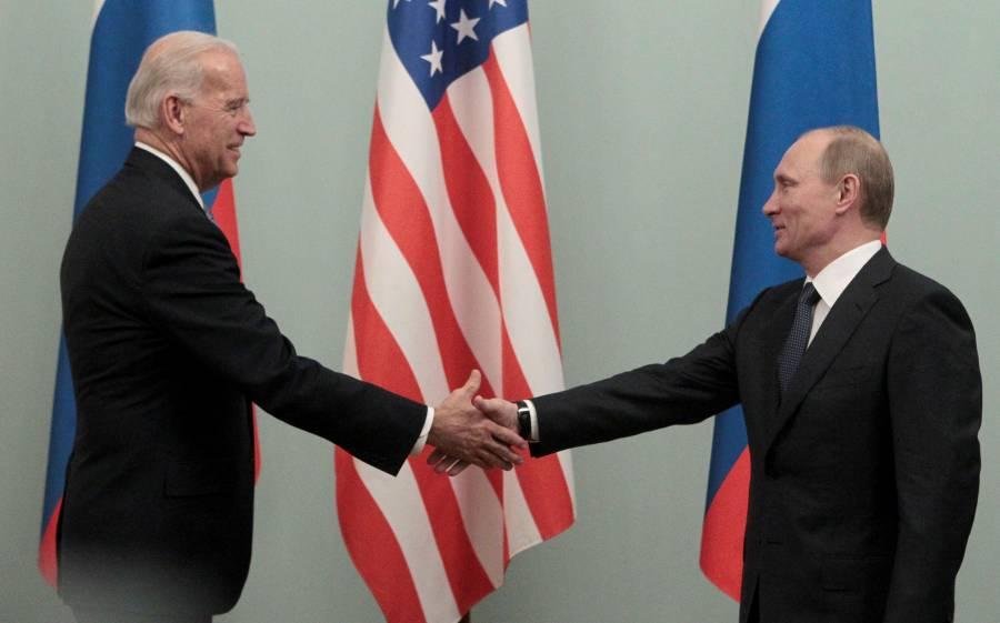 Virtualmente, propone Vladimir Putin reunirse con Joe Biden