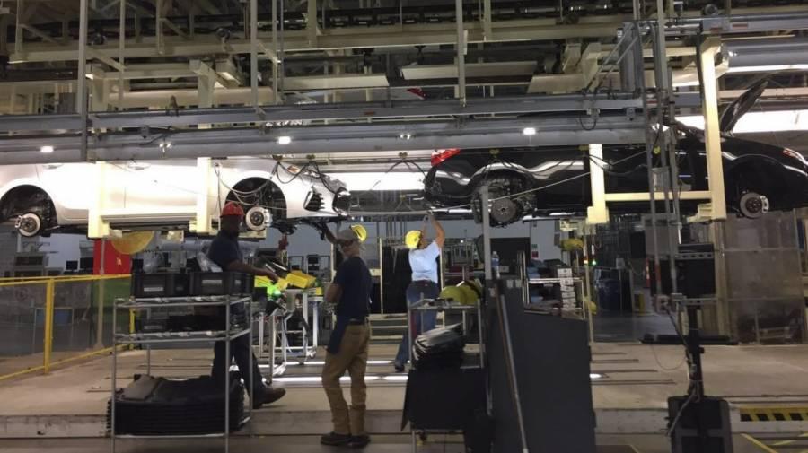 Toyota recortará producción en  México y EU por falta de suministros