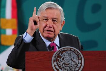 Rechaza AMLO que crimen organizado controle una tercera parte de México