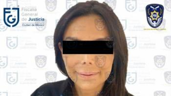 UIF congela cuentas de Diana Sánchez Barrios