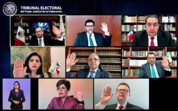 TEPJF: Legal la elección del candidato del PAN a la gubernatura de San Luis Potosí