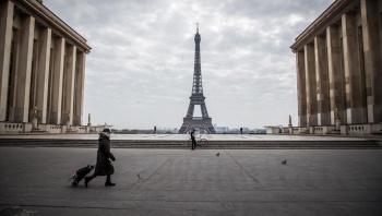 Anuncian nuevo confinamiento por Covid en Francia