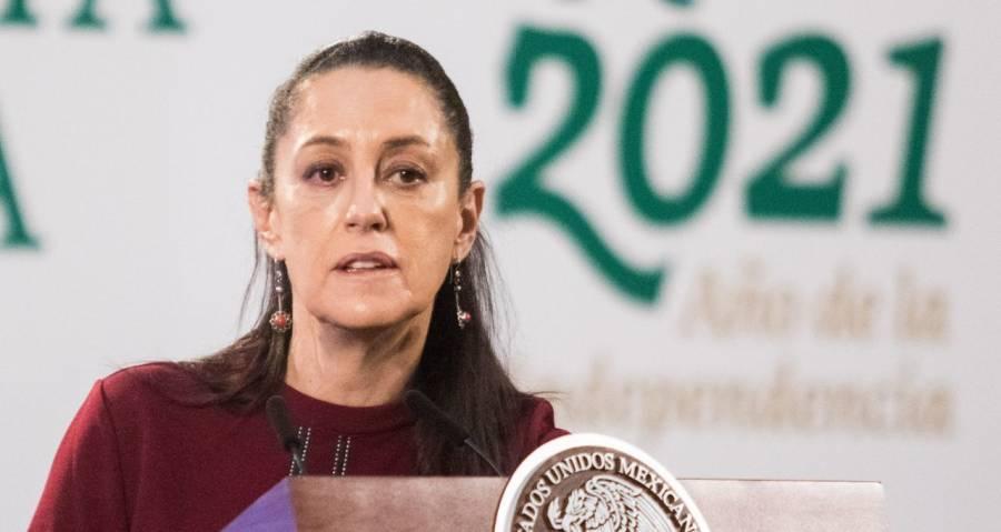 Claudia Sheinbaum niega una persecución política por la detención de Diana Sánchez Barrios