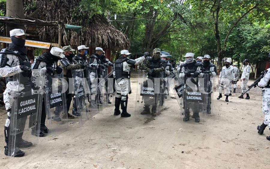 México despliega operativos en frontera sur para cortar la migración  irregular
