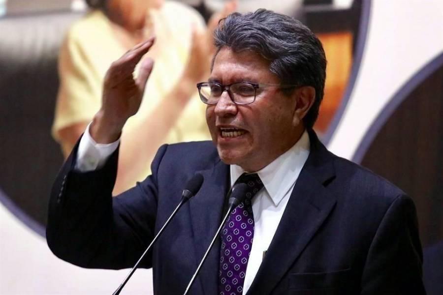 """Reconoce Monreal que ya no habrá """"carro completo"""" para Morena en elecciones"""