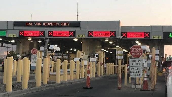 Cierra México frontera sur a tránsito terrestre