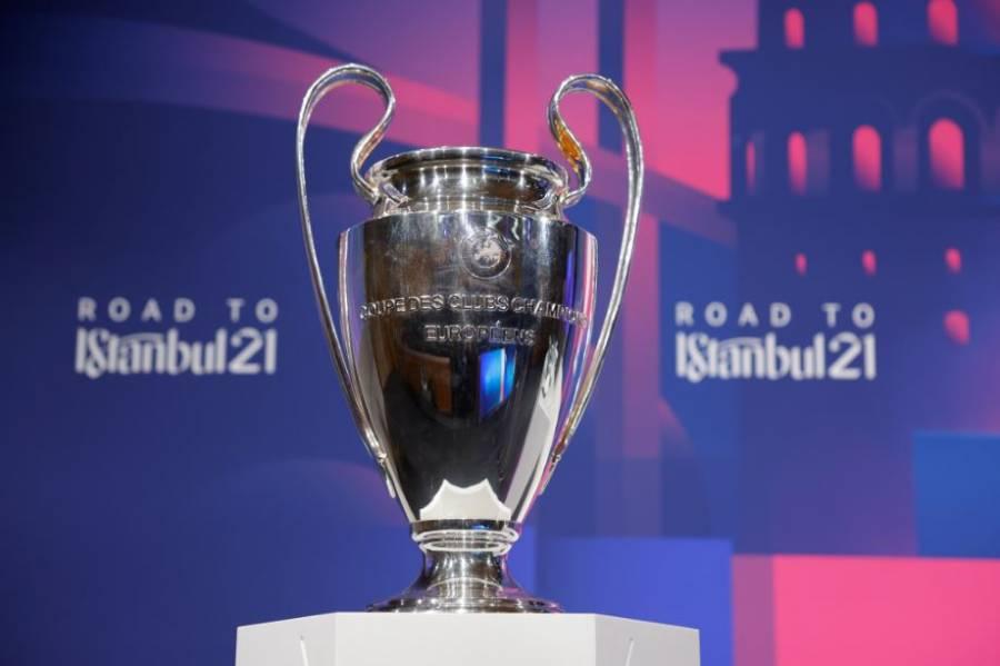 Así se jugarán los cuartos de final en la UEFA Champions League