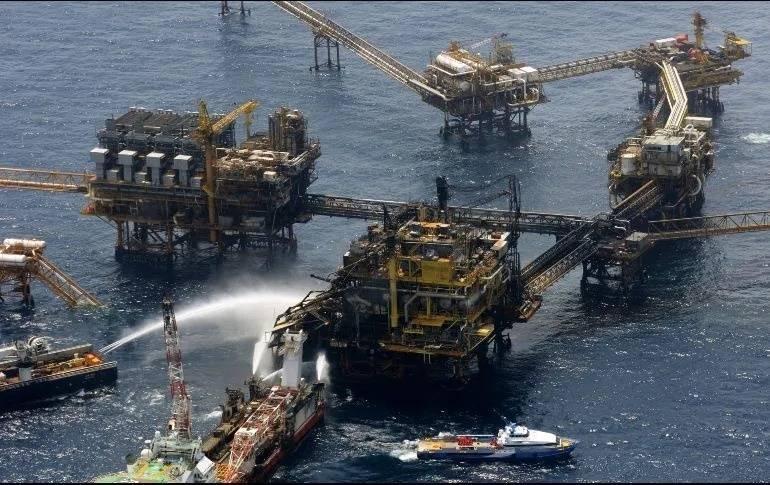 Anuncian descubrimiento de campo gigante de petróleo en Tabasco