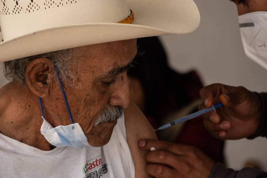 En Chimalhuacán, comenzará la próxima semana la aplicación de vacunas Covid