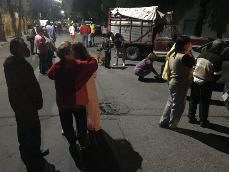 Se activa la alerta sísmica en la Ciudad de México