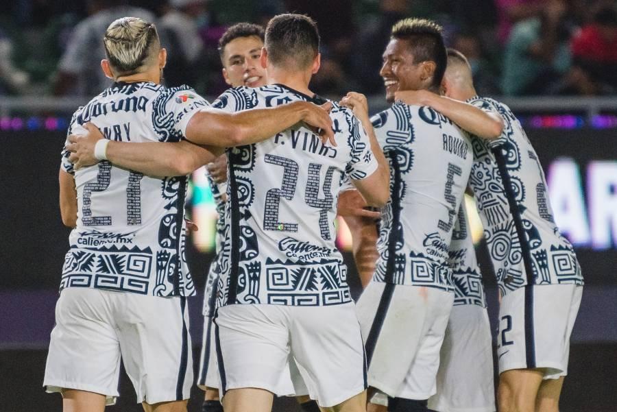 El América de Solari vence a Mazatlán y alcanza el liderato