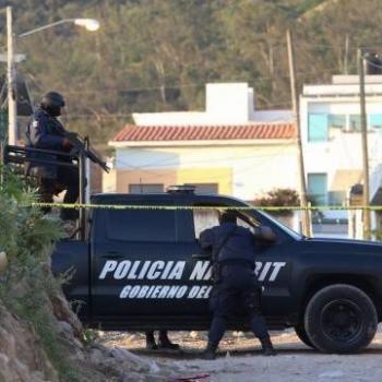 Se registra tiroteo en playa Guayabitos, Nayarit