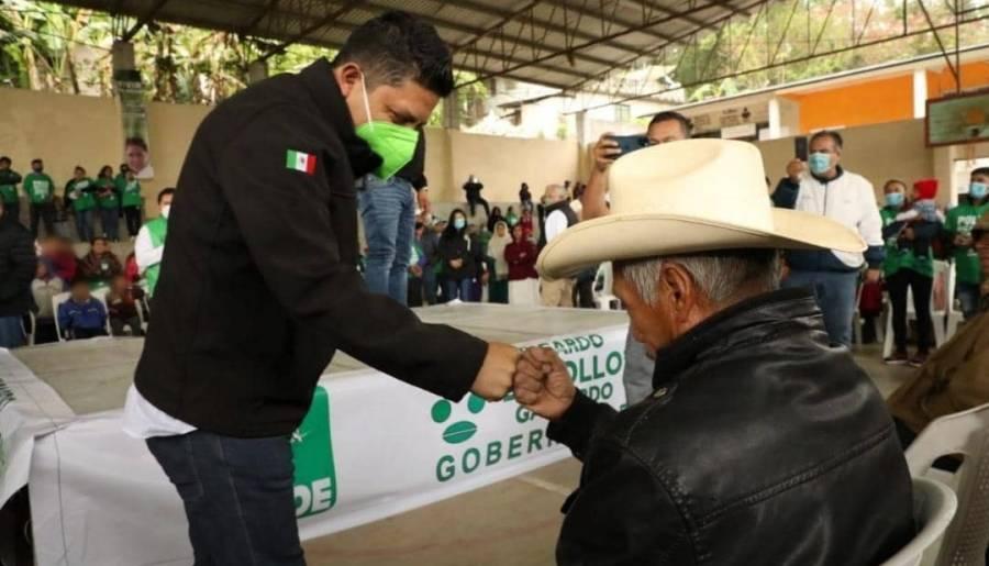Ricardo Gallardo apuesta por una vida digna para los potosinos