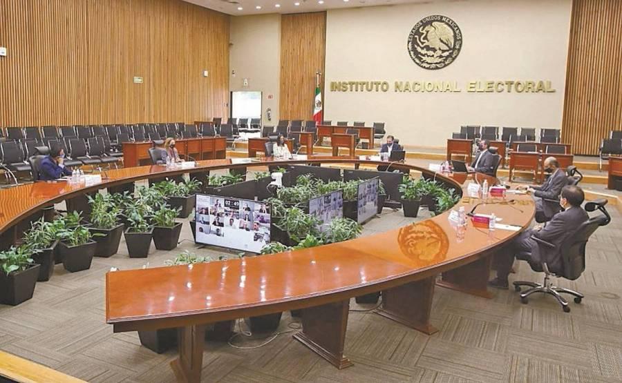 INE: Morena no ha renunciado al presupuesto del 2021