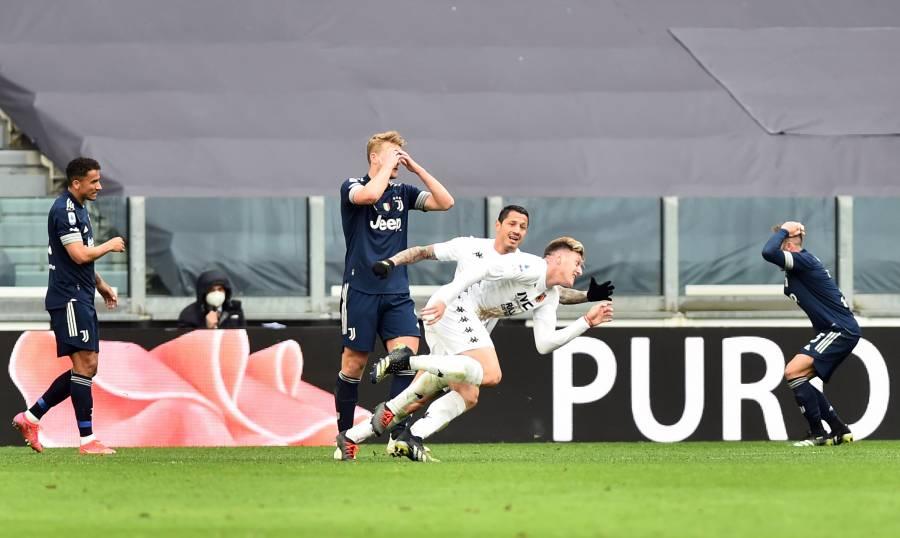 La Juventus de Pirlo cae ante el Benevento y se despide del Scudetto