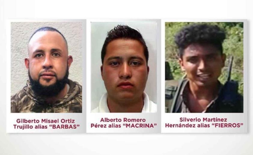 Fiscalía del Edomex ofrece recompensa por responsables de emboscada a policías