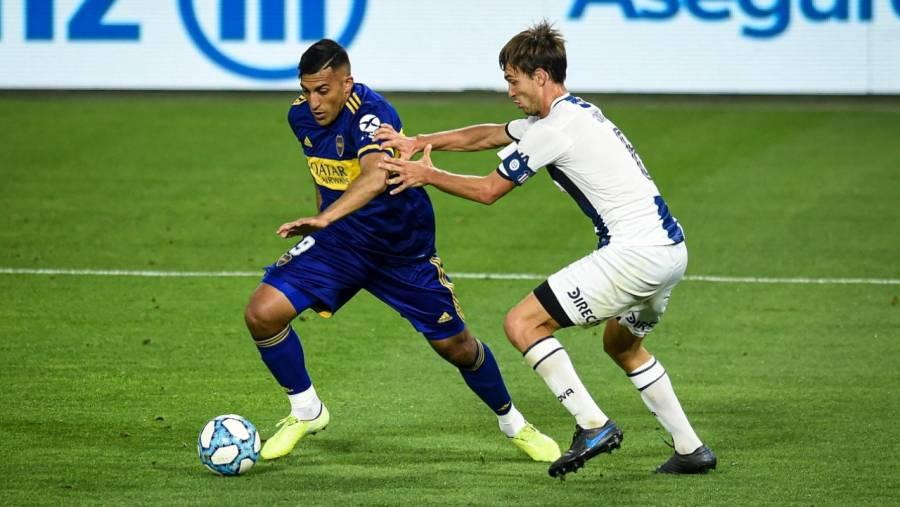 Boca Juniors cae ante el Talleres 2-1