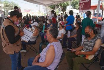 En Coacalco, ayudan a la aplicación de vacunas Covid las rutas de transporte
