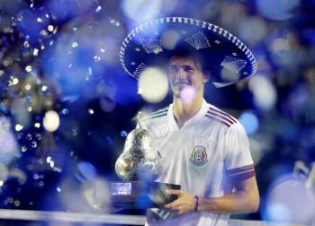 Zverev remonta y conquista el Abierto Mexicano de Tenis