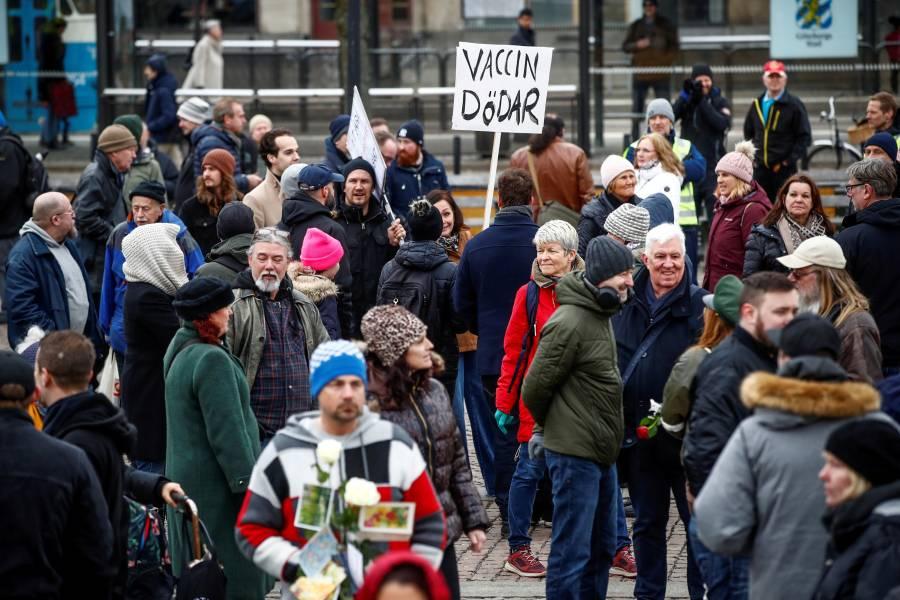 Europa se alza contra  medidas antiCovid