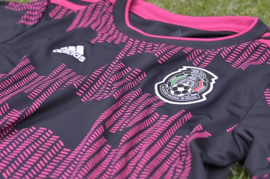 Así es la nueva playera de la Selección Mexicana