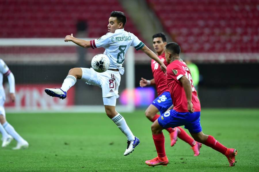 México y EEUU golean y avanzan a semifinales del preolímpico