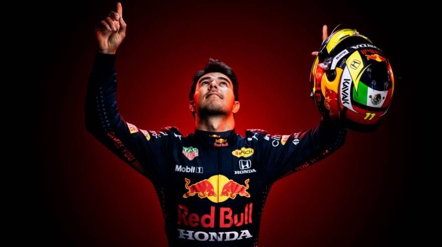 """""""Checo"""" Pérez impaciente por su primera carrera con Red Bull"""