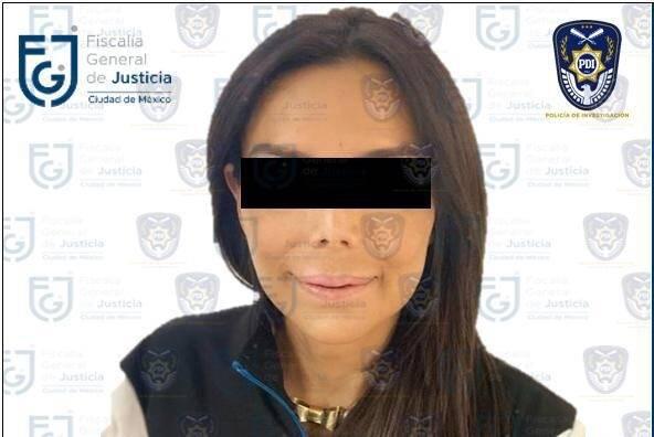 Vinculan a proceso a Diana Sánchez Barrios por delitos de extorsión y robo en pandilla