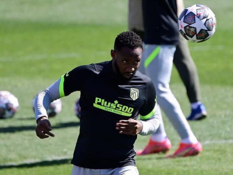 Moussa Dembélé se desmaya y enciende las alarmas en el Atlético de Madrid