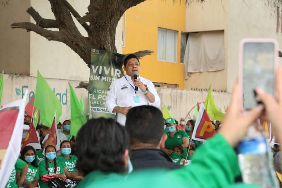 Agua para todo San Luis Potosí: Ricardo Gallardo