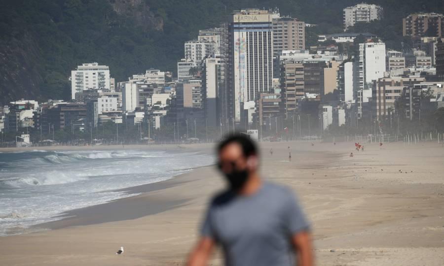 COVID-19 aumenta peligrosamente en Brasil, advierte la OPS