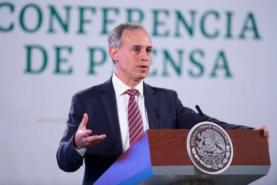 Vacuna CanSino, ideal para zonas rurales: Hugo López-Gatell