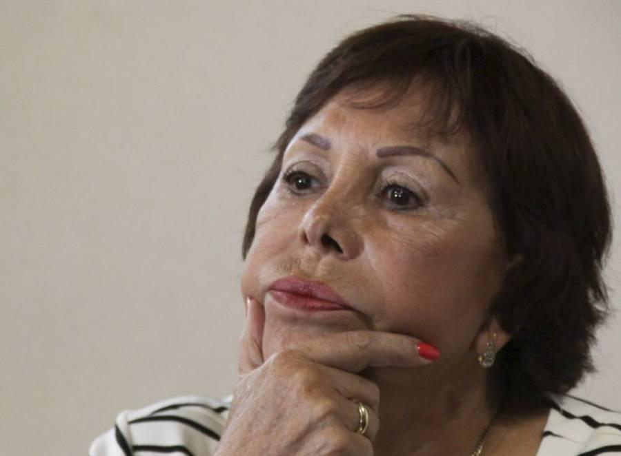 Suspenden orden de captura contra Alejandra Barrios Richard