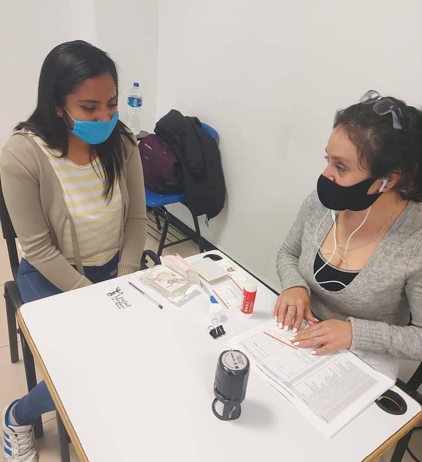 Concluye el registro para la Universidad de la Salud